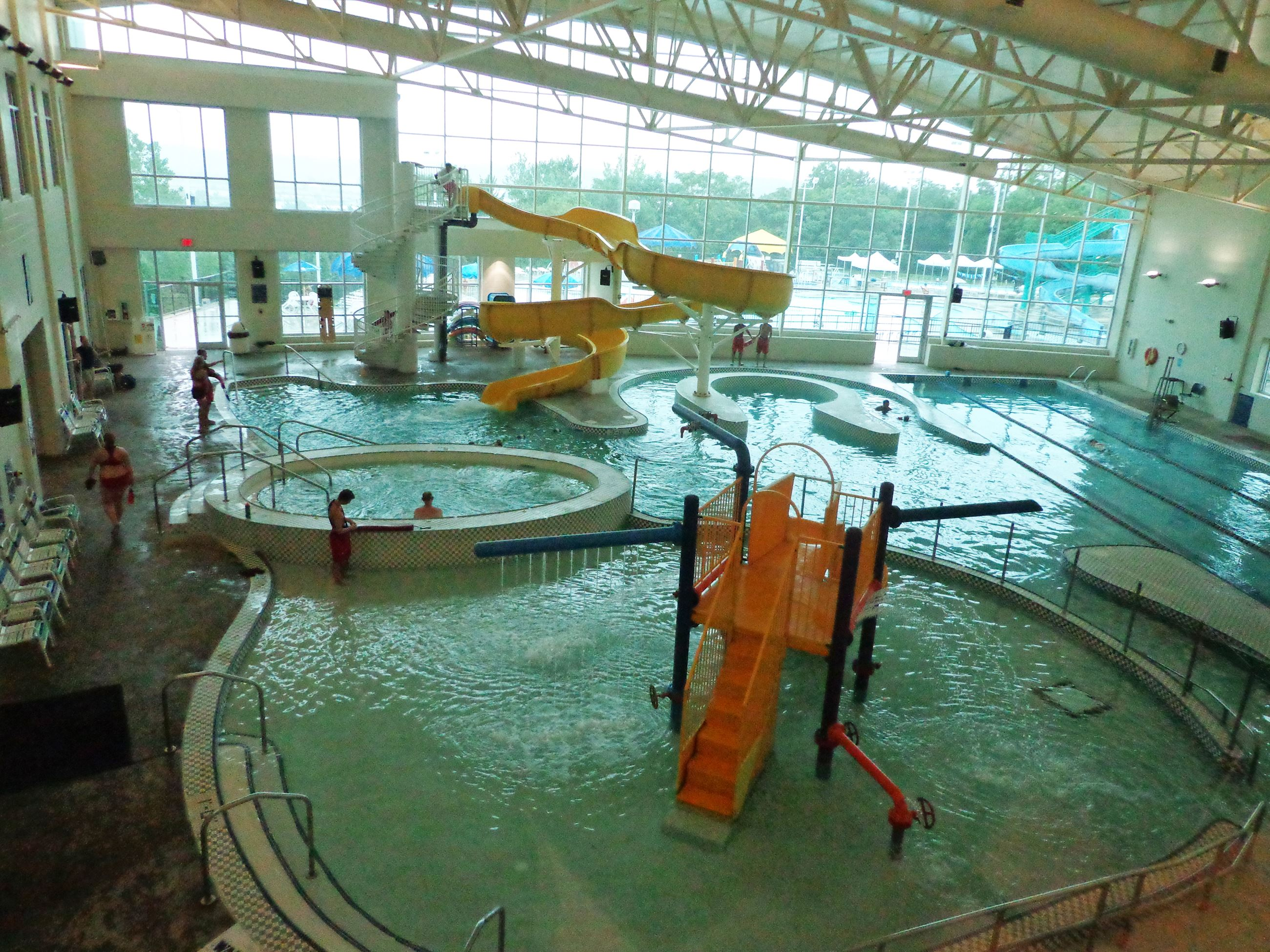 riverchase indoor pool